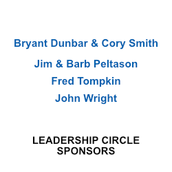Leadership Circle Sponsors - 9-8-2020 - Ride for Life Chicag