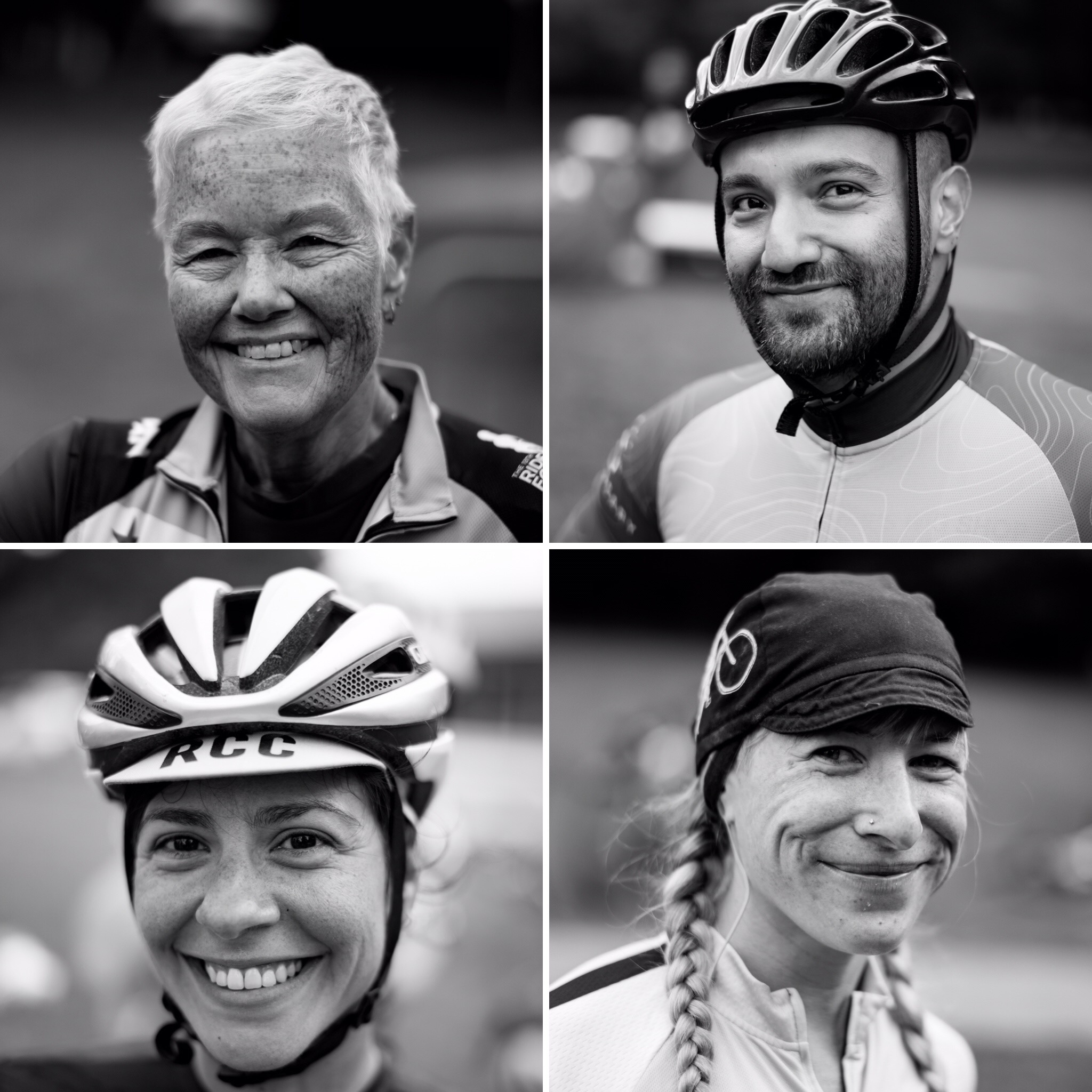 Ride for Life - family and faces