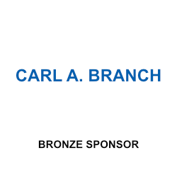 Carl Branch, Bronze Sponsor