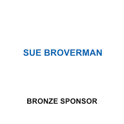 Sponsor - Sue Broverman - Bronze Spons - Ride for Life Chica