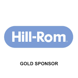 Hill-Rom, Gold Level Sponsor
