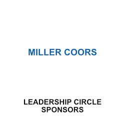 MillerCoors, Leadership Circle Sponsor